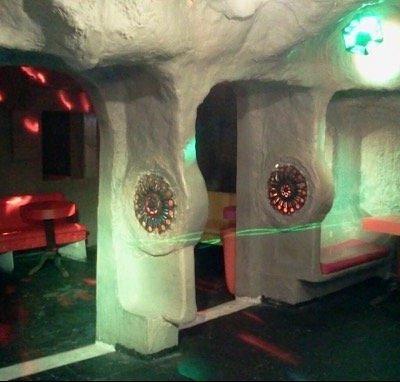 Ambiente Boate La Cueva