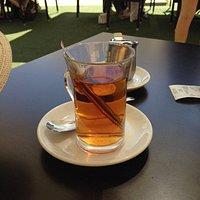Unusual tea bag