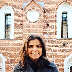 Liza_tour guide is waiting for you in Veliky Novgorod! :)