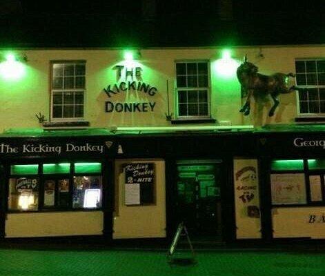 The Kickin Donkey & George's Bar