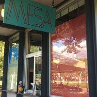 First visit to MESA