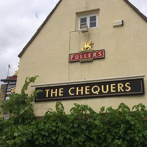 Chequers from outside