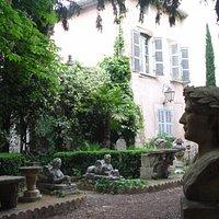 Jardins de l'hôtel d'Agar
