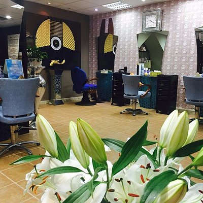 Hair Salon, Spa and MassageTreatments