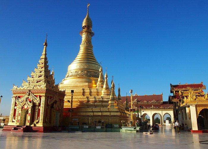 Myat Tha Lon Pagoda