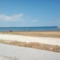 Spiaggia di pozzallo scorcio