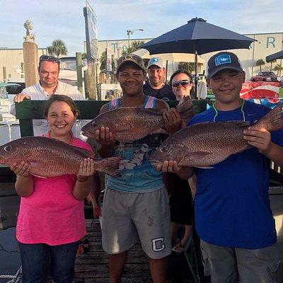 Our fishing from July 14, 2017. Had a great time!!