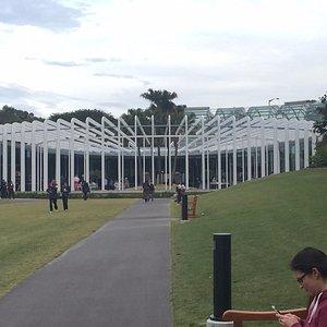 A beautiful structure