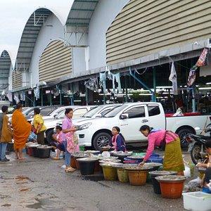 Fresh sea food galore