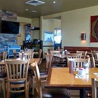Tortilla Flats Interior