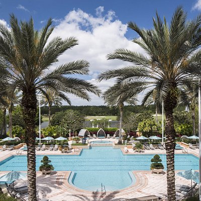 Adult-only Spa Pool at The Ritz-Carlton Spa, Orlando, Grande Lakes