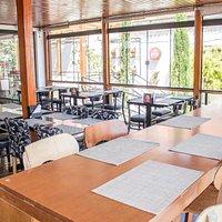Área reservada para 50 convidados