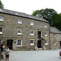 Mill still operates