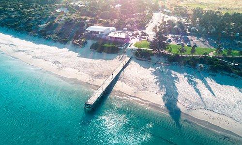Beautiful Normanville Beach