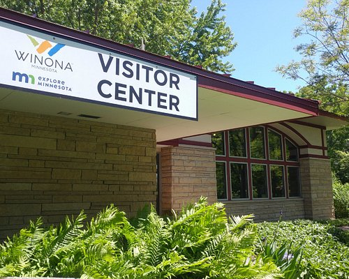 The Winona Visitors' Center is located at 924 Huff Street, just off of Highway 61 in Winona.