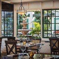 Bahia Resort Hotel - Cafe Bahia - Interior