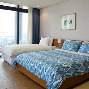 Triple room (1 Double bed+ 1 Super Single bed)