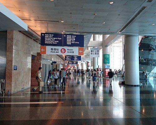 香港書展展覽環境