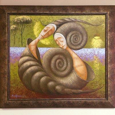 Продажа картин современных художников