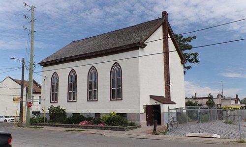 The British Methodist Episcopal Church
