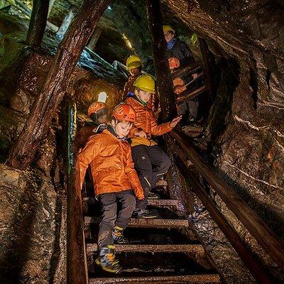 Miniera dell'Erdemolo - Gruab van Hardimbl  (Foto di Daniele Lira)