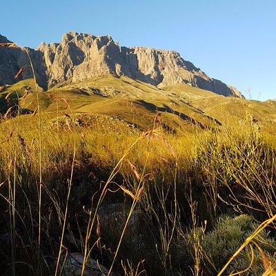 Jonkershoek mountain
