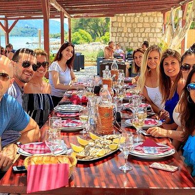 ˝Hop On Hiccup!˝food & wine tour on the peninsula of Pelješac