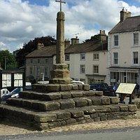The Market Cross Middleham