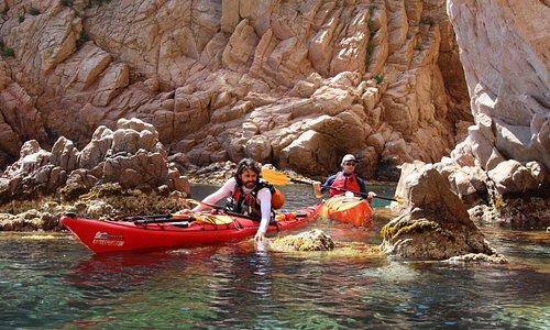 Experiencias únicas en Kayak en la Costa Brava