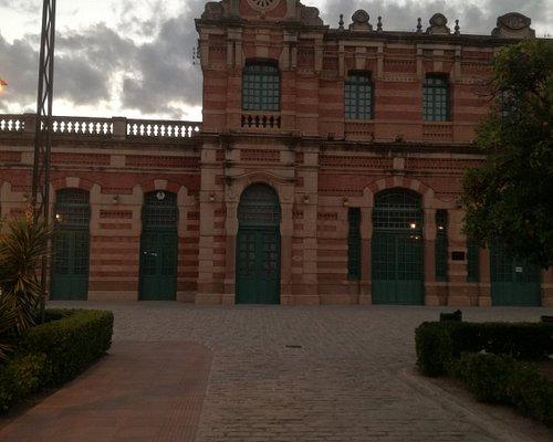 Entrada Centro de Interpretación Paisaje Minero Linares