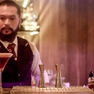 Our Head Mixologist