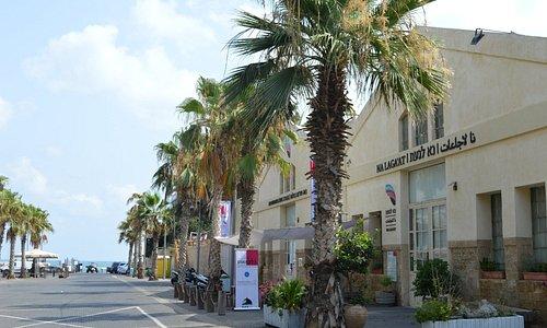 NaLaga'at Center - Jaffa port