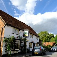 A Grade 2 Listed 16th Century building in the prettiest street in the village