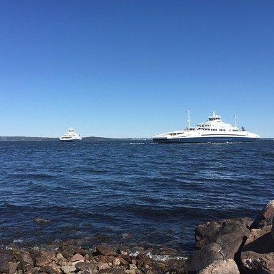 Bastø Fosen Ferries
