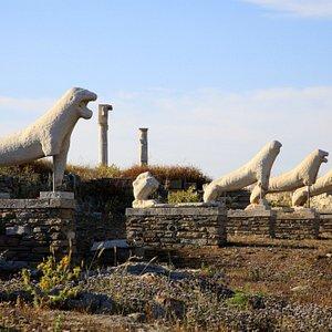 Sito archeologico di Delos