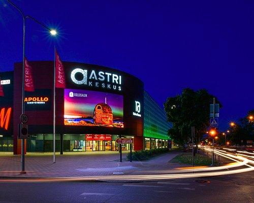 Astri Keskus shopping center