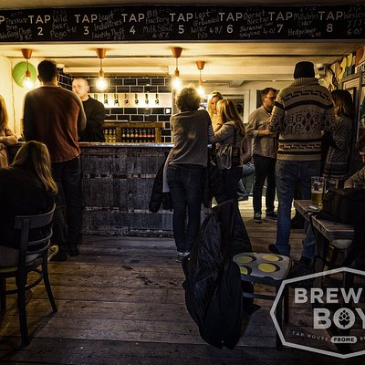 Brewed Boy Tap House and Bottle Shop