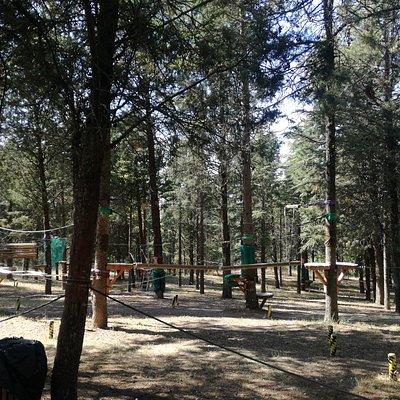 Parque cuerdas