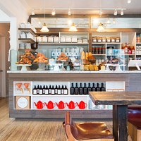 Persephone Pastry and Coffee Counter