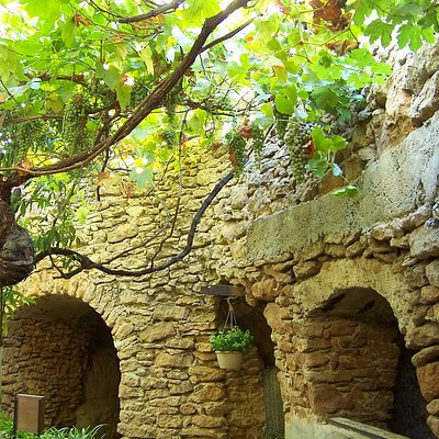 Forestiere handbuilt over 18 acres of tunnels, rooms and courtyards.