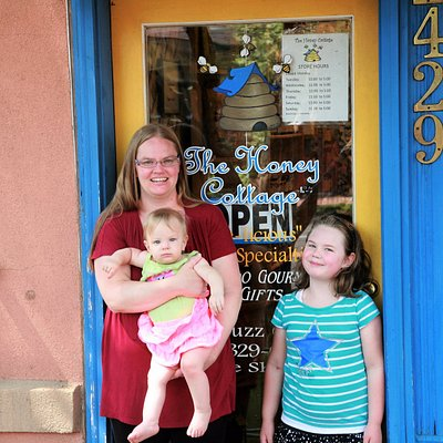 The Honey Cottage is a family owned small business!