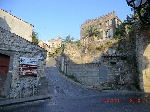 Porta Aragonese - Randazzo.