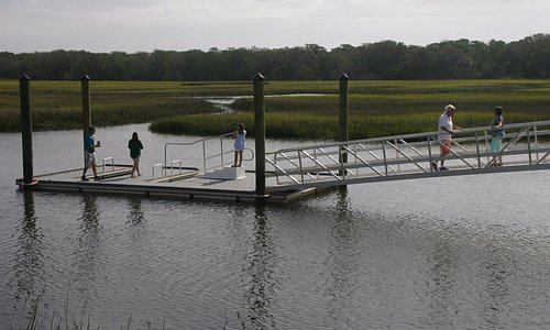 Kayak Launch on Egan's Creek