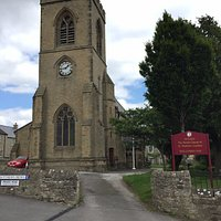 St Matthew's Church Leyburn