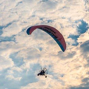 Glider Advertisement service at Flyboy