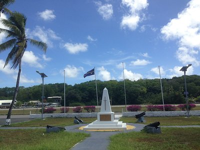 View from the entrance of Parliament House