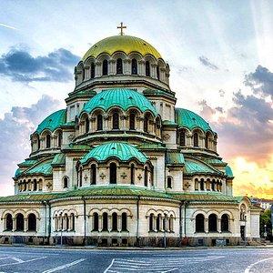 Saint Alexander Nevski Cathedral