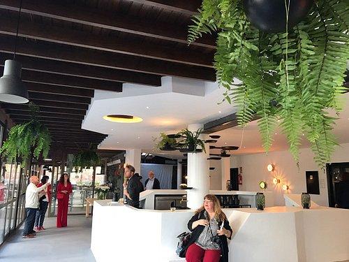 Cook in Lanzarote - Reception/ Bar