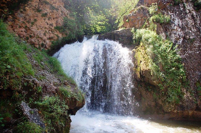 Жемчужный водопад