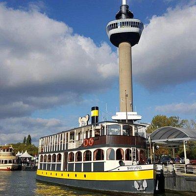 Berenboot met de Euromast